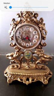 Nostalgische Uhr Nachbau