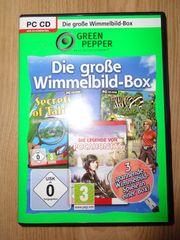 Green Pepper 3 Spiele Die
