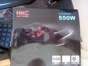 HKC PC Netzteil 550 Watt
