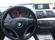 BMW 118d NAVIGATION TEMPOMAT SITZHEIZUNG
