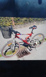Fuji bike 26 zoll