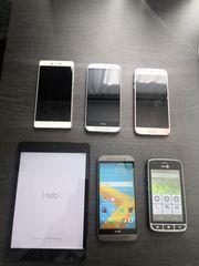 Verkaufe Tablet und Handys