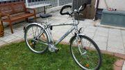 28 Herren ALU Trekking- Bike