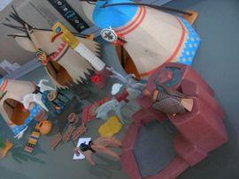 Playmobil Indianerlager Zelte Tipis Zubehör: Kleinanzeigen aus Muggensturm - Rubrik Spielzeug: Lego, Playmobil