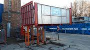 Bauaufzug Steinweg Unilift 1000