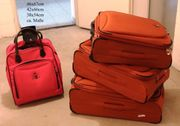 Koffer-Set neuwertig