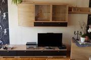Hochwertige TV Wohnwand