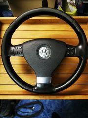 VW Golf 5 Lenkrad mit