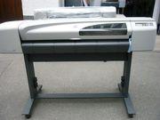 HP Plotter Modell DesignJet 500