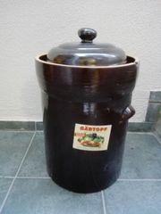 Gärtopf Sauerkrauttopf