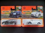 Matchbox Volkswagen GTI BEETLE