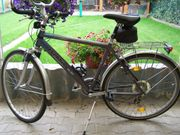 Verkaufe ein Alu Trekking-Bike