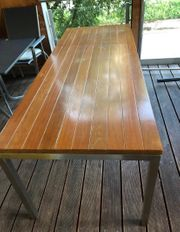 Terrasse Indoor Tisch
