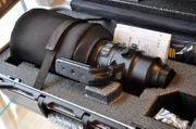 Nikon AF-S 500mm f4E VR