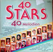 74 Langspielplatten und 25 Singles