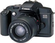 CANON EOS 5000 Kamera - analoge
