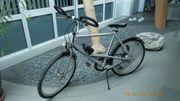 Mercedes Benz Fahrrad mit Riemenantrieb