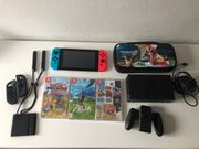 Nintendo Switch 3 Spiele Top