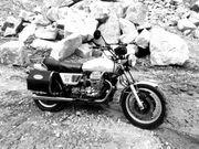 Moto Guzzi Convert V1000 Historisches