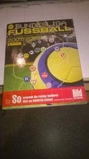 Panini Fußballbilderalbum 2007 2008