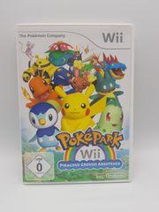 Wii Wii U Pokepark Pickachus