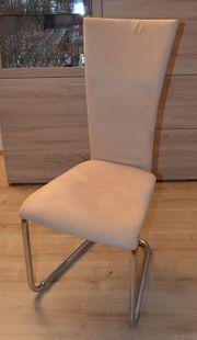 4 Stück Esszimmerstühle Stuhl