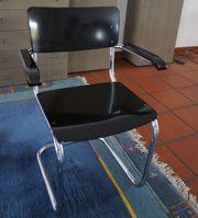 Thonet - S 43 Freischwinger Stuhl
