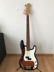 Fender Player P-Bass PF 3SB