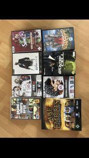 PC Spiele zu verkaufen