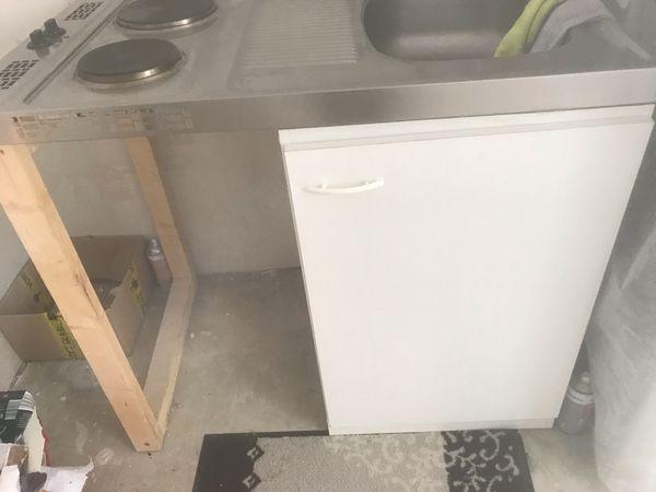 Mini Küche pauntry Küche mikrowelle