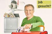 Job Nebenjob Minijob - Zeitung und