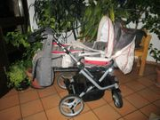 Teutonia Kinderwagen Mistral S