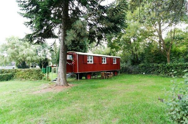 Zirkuswagen Bauwagen Gartenhütte Tiny House