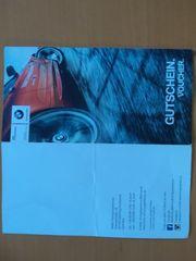 BMW Gutschein 210Euro Driving Experience