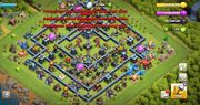 Clash of Clans TH13 Maxed
