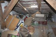 Bedarf an Haushaltsauflösung Wohnungsberäumung Entrümpelung