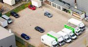Stellplatz für Wohnwagen Wohnmobil Campingbus