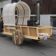 Mittelalterwagen Zigeunerwagen Faschingswagen