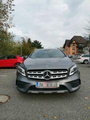 Mercedes Benz GLA 200d AMG