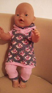 Puppenkleidung Baby Born etc bis