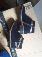 schöne Halb Schuhe