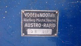 Einachsschlepper Schlepper: Kleinanzeigen aus Wolfurt - Rubrik Traktoren, Landwirtschaftliche Fahrzeuge