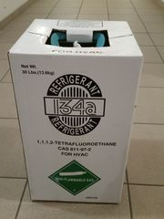 Klimakältemittel R134a 13 6kg klimaservis
