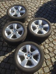 Original 5er BMW-Sommerräder Alu für