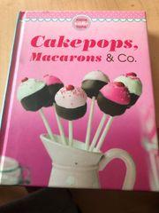 Rezeptbuch Cake Pops und Co