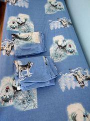 Kinderbettwäscheset - 3 Teilig - Wölfe - für