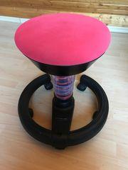 Swoppster Aero Farbe rosa schwarz