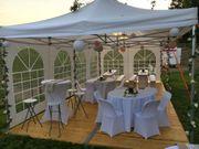 Partyzelt Event Pavillon Zelte inkl