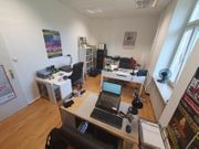 Büro für 2-3 Personen - mitten