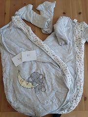 Schlafsäcke Gr 74 80 Zwillinge